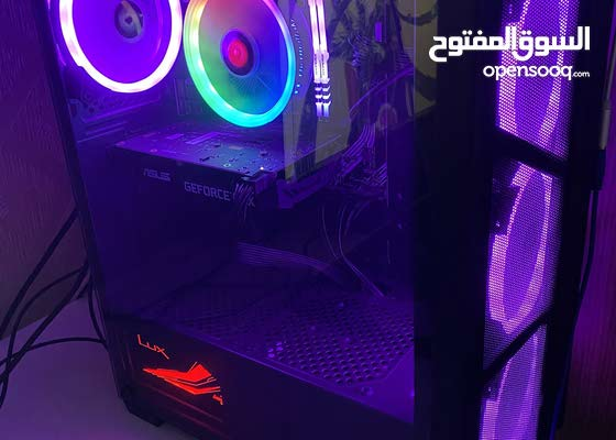 gaming pc in the best condition