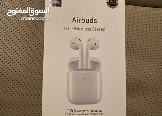 AirPods from wiwu one year warranty.