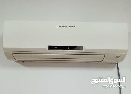 مكيف 1 طن Air Conditioners Fans Air Conditioners Mitsubishi Amman Sahab 136878820 Opensooq