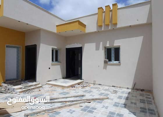 منزل للبيع عين زارة القبائلية قرب مستوصف و مسجد و مدرسة القبائلية