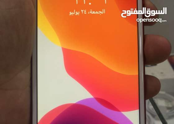 iphone 7 128 GBمستعمل بحاله الوكاله بسعر مغري