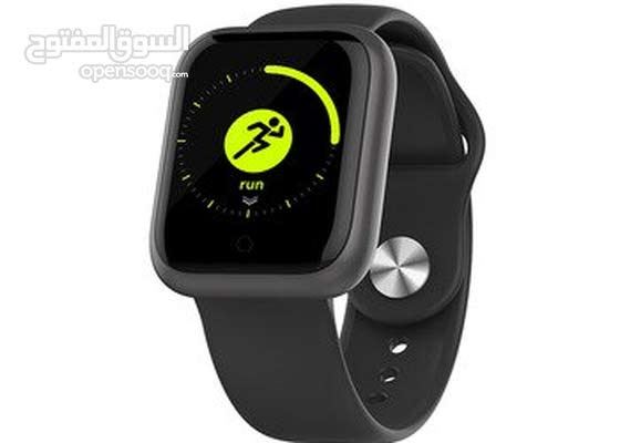 الساعة الذكية الرياضية GT1 smartwatch سوار ذكي للرجال والنساء مقاومه للماء كو