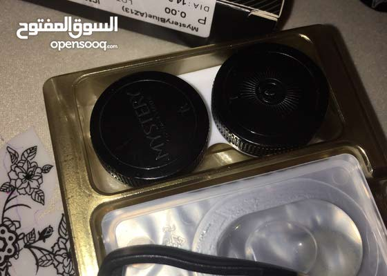 عدسات لاصقه ماركة سعودية
