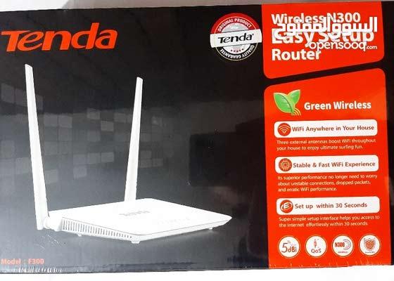 Router Tenda F300