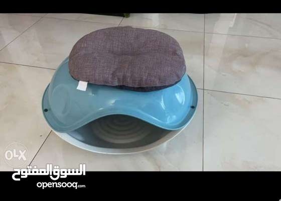 Cat litter box and home