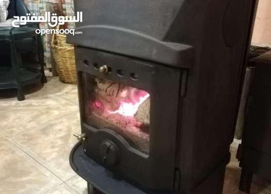 وجاق حطب فونت فنلندي، شومينيه wood stove