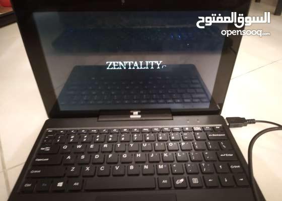 Zentality laptop + gaming keyboard