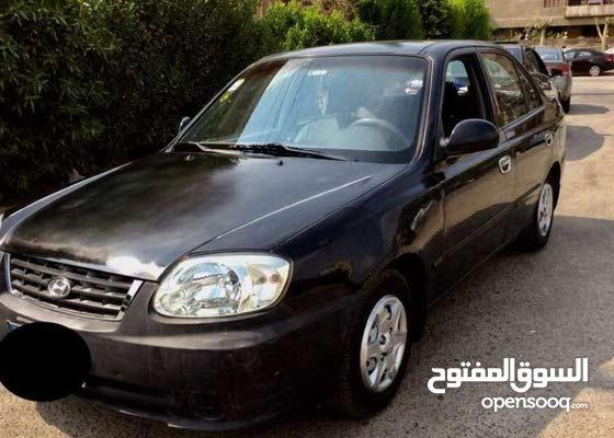Hyundai Verna Used in Cairo