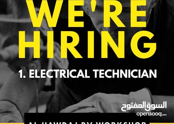 Electrical Technician - Plumber