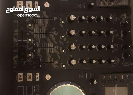 table de mixeur platine DJ sirato