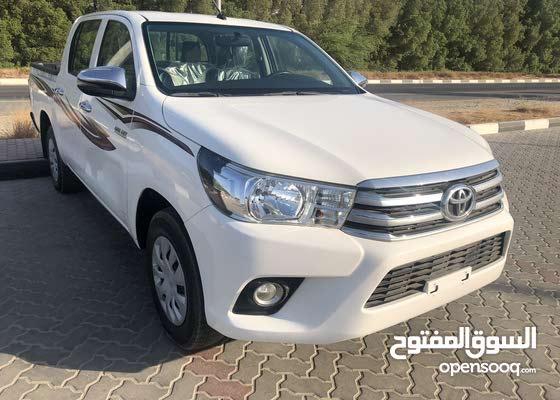 تويوتا هايلوكس 4X2 فل اوتوماتيك 2018 Toyota Hilux GLX Full Automatica
