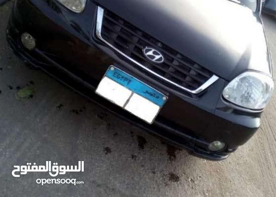 Hyundai Verna 2013 for rent