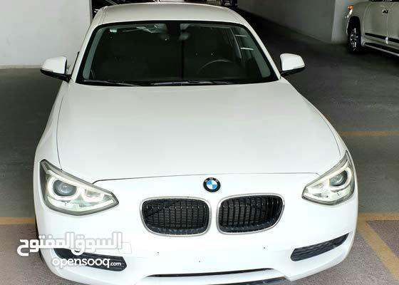 2014 BMW 116 super clean car original paint free of accidents