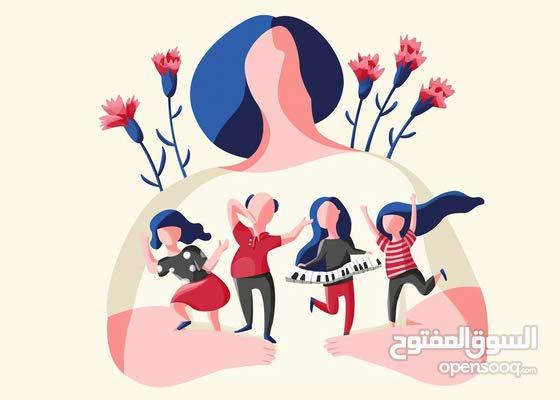 معلمة اللغات الانجليزية والعربية والفرنسية