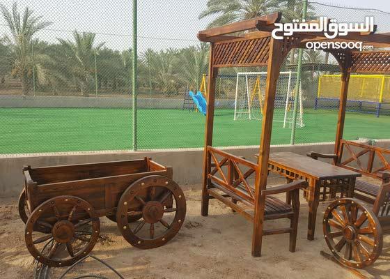 مزرعه للايجار اليومي خلف مطار راس الخيمه