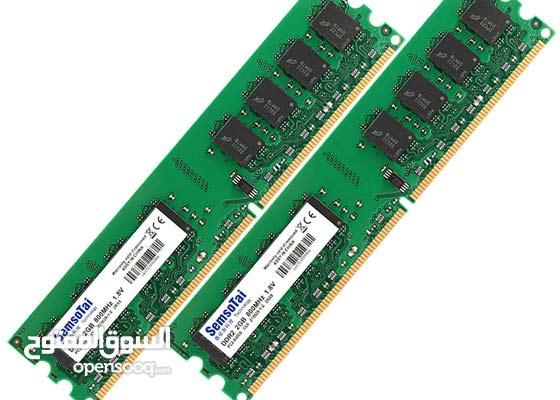 كارد شاشة VGA ddr3 2gb ,,, رام ram ddr3 2gb
