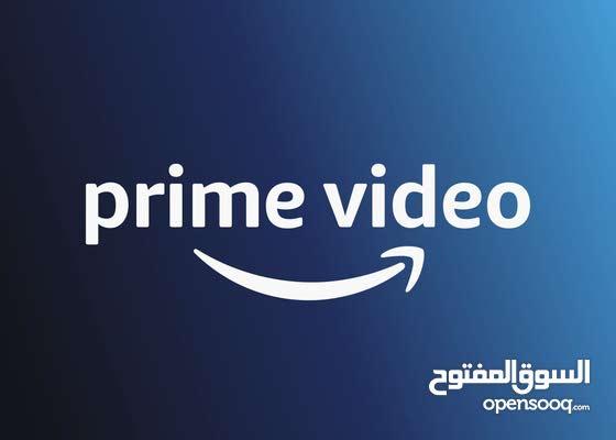 Amazon Prime video Account