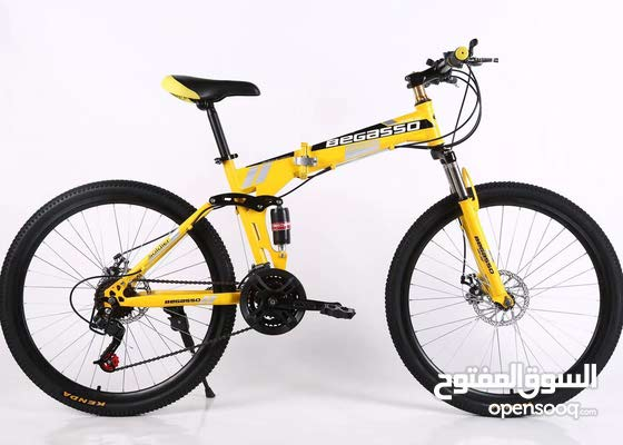 New Foldable Bicycle