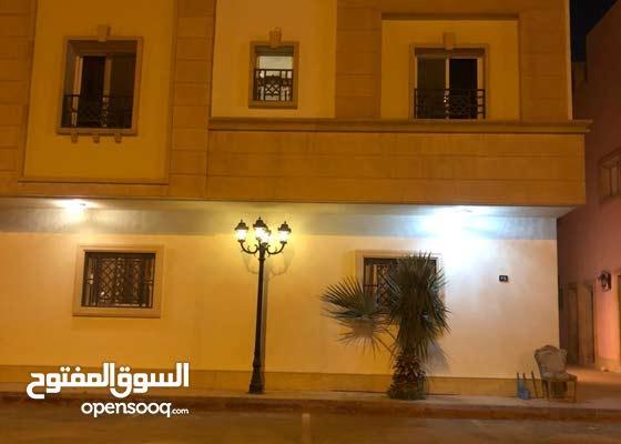 تملك فله تاون هاوس الآن  الرياض - حي ظهرة لبن
