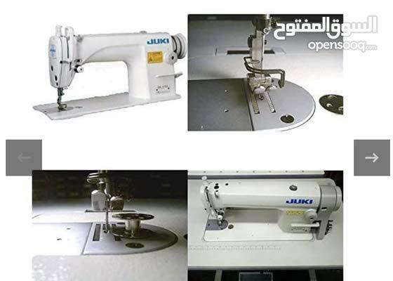 7 juki machines for sale