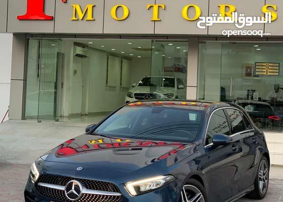 للبيع فقط مرسيدس A250 موديل 2019 وكالة عمان تحت ضمان