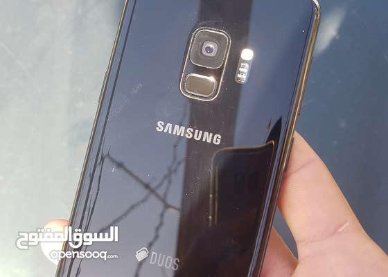 Galaxy S9 متاع الوكيل بباكوه
