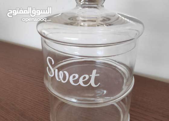 Mimo sweet treats 2 pack storage jars جار للتخزين