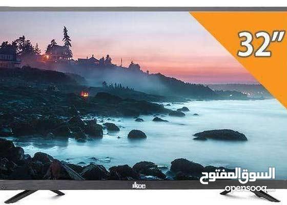 اقوى العروض:تلفزيون 32 بوصة HD  LED