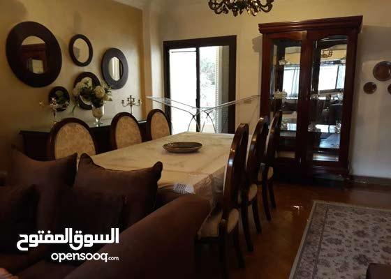 شقة للايجار مفروشة بشارع مصدق الرئيسى