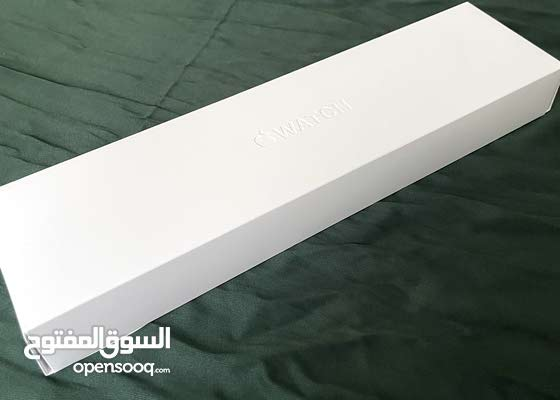 Apple series 6 44mm black