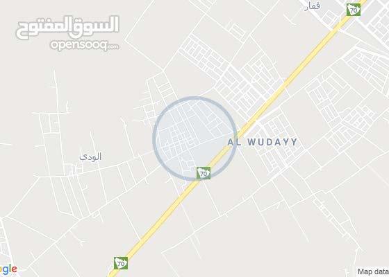 أرض بقرية الودي . حائل السعودية .