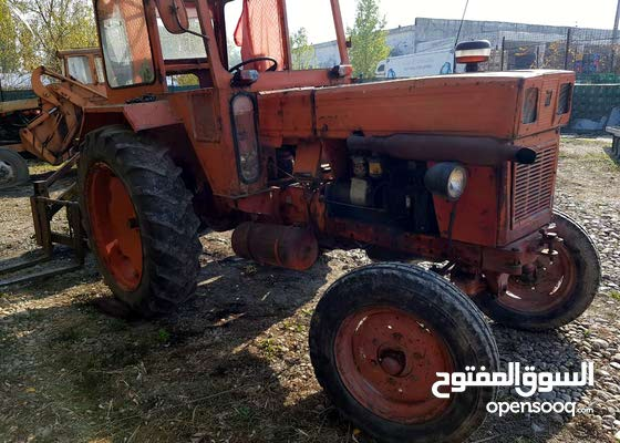 A Tractor that's condition Used is up for sale