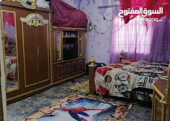 بيت تجاوز في الحي العسكري الزبير مساحته260 طابق ونص