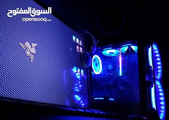 سيت اب العاب كامل للبيع Full Gaming Setup For Sale 134506042 السوق المفتوح