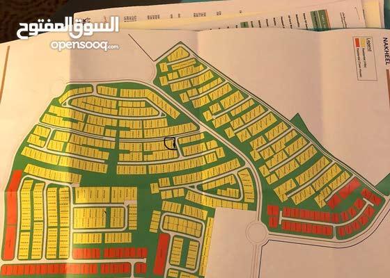 للبيع ارض في الفرجان دبي