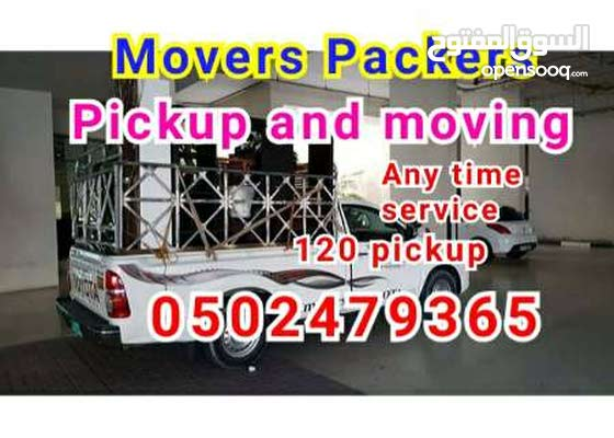 i have pickup Truck home shifting moving call
