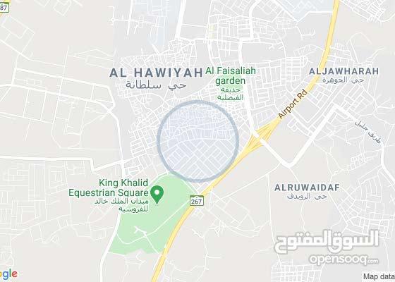 شقه للايجار فالحويه مخطط الفهد