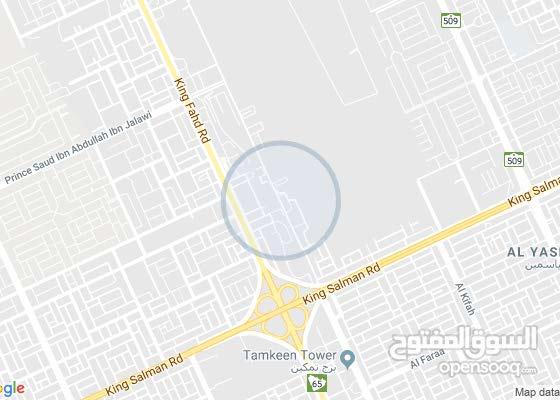 استراحات العليا فلور شمال الرياض بحى العارض