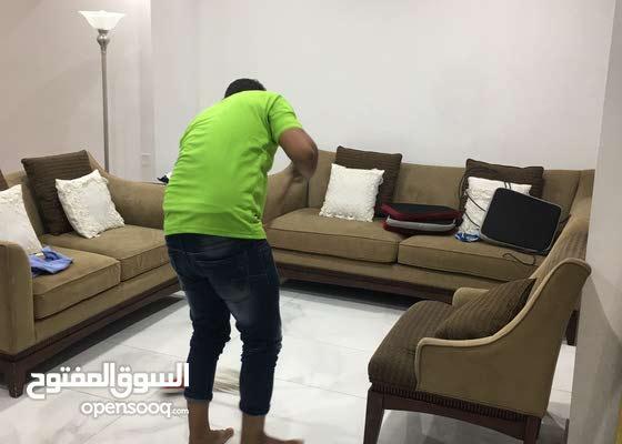 تنظيف المباني cleaning services (الإدارة عمانية)