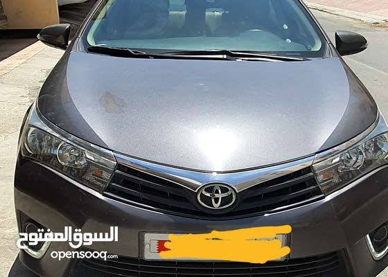 2015 toyota corolla xli 2.0 for sale