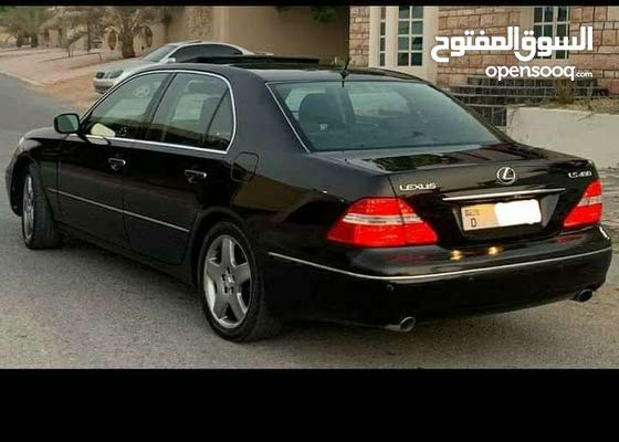 ابوسيف      (  لكزس  ls 430 ) 2006