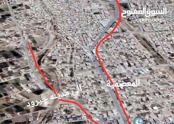 أرض للبيع في ريف دمشق على الشارع العام  1220  متر ..