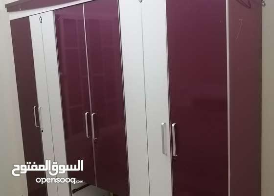 Wardrobe 3 Cabinets for Sale urgent. 20 OMR
