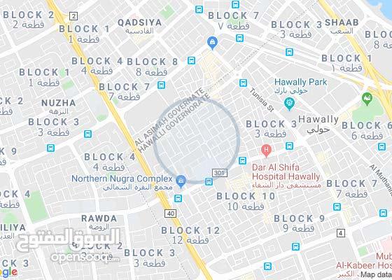 مطلوب شخص لمشاركه سكن في الجابرية