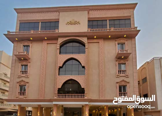 شقه 5 غرف بمنافعها حي الروضه افراغ فوري