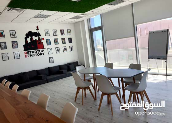 Office in Seef For Rent