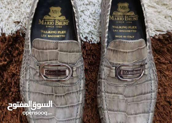 Original Mario Bruni Loafer Shoes