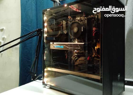 كمبيوتر قامينف II Gaming PC معالج Ryzen 5 2600