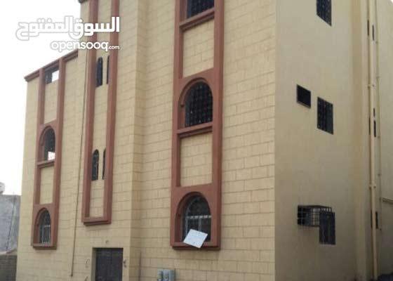 عماره جديده بشارع الحج حي الصفرا جاهزه لسكن او الاستثمار