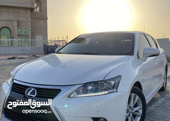 Lexus CT200H 2017 GCC